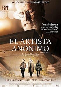 Afiche de El artista anónimo