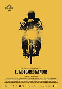 Afiche de El motoarrebatador