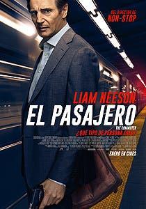 Afiche de El pasajero
