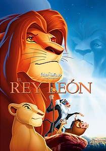 Afiche de El Rey León