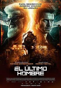 Afiche de El último hombre