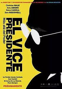 Afiche de El Vicepresidente