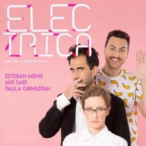 Afiche de Eléctrica