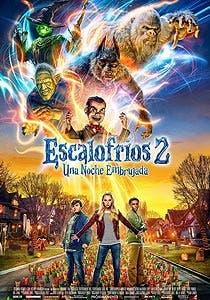 Afiche de Escalofríos 2: Una noche embrujada