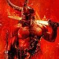 Afiche de Hellboy