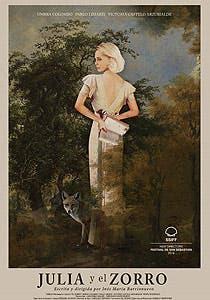 Afiche de Julia y El Zorro