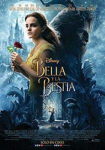 Afiche de La Bella y la Bestia