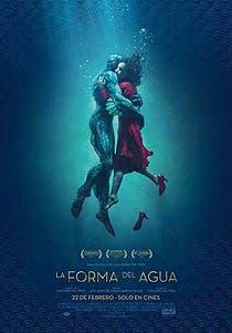 Afiche de La forma del agua