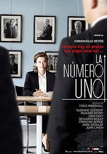 Afiche de La número uno