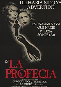 Afiche de La profecía