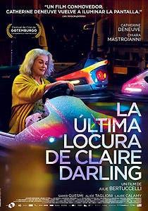 Afiche de La última locura de Claire Darling