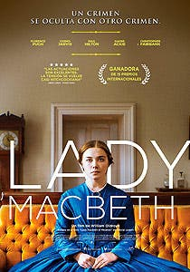 Afiche de Lady Macbeth
