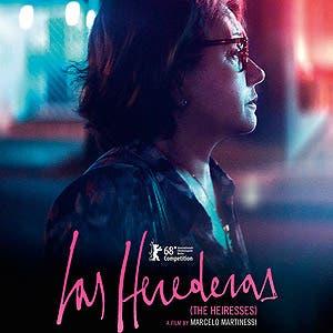 Afiche de Las Herederas