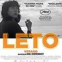 Afiche de Leto. Verano