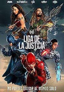 Afiche de Liga de la Justicia