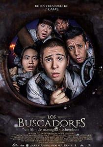 Afiche de Los buscadores