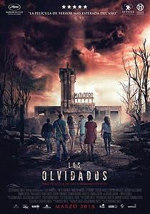 Afiche de Los olvidados