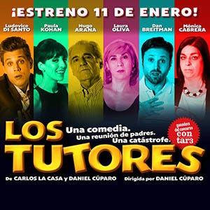 Afiche de Los tutores