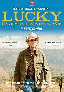 Afiche de Lucky