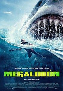 Afiche de Megalodón 3D