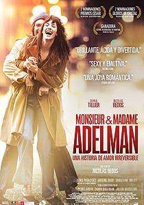 Afiche de Monsieur & Madame Adelman