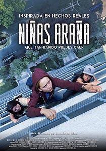 Afiche de Niñas araña