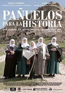Afiche de Pañuelos para la Historia