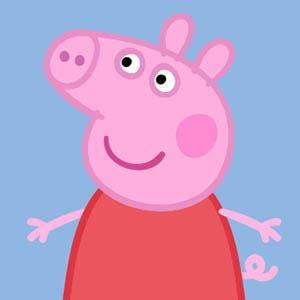 Afiche de Peppa Pig