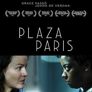 Afiche de Plaza París