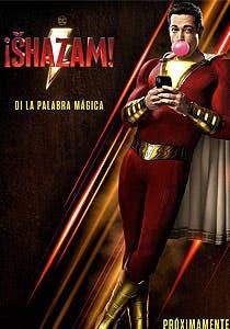 Afiche de ¡Shazam! 3D