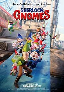 Afiche de Sherlock Gnomes
