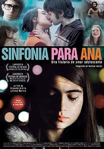 Afiche de Sinfonía para Ana