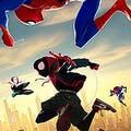 Afiche de Spider-Man: Un nuevo universo 3D