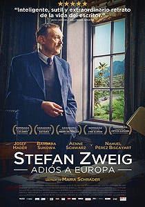Afiche de Stefan Zweig: Adiós a Europa