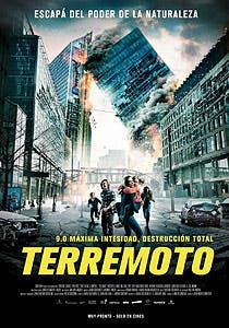 Afiche de Terremoto