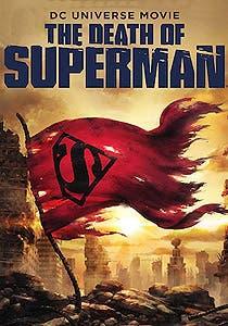 Afiche de The Death of Superman