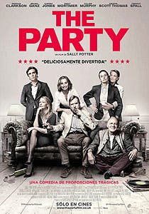 Afiche de The Party