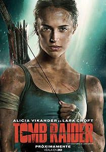 Afiche de Tomb Raider: Las aventuras de Lara Croft