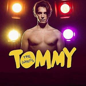 Afiche de Tommy