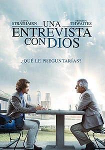 Afiche de Una entrevista con Dios