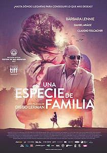 Afiche de Una especie de familia