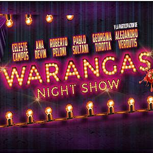 Afiche de Warangas Night Show