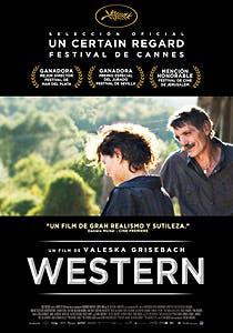 Afiche de Western