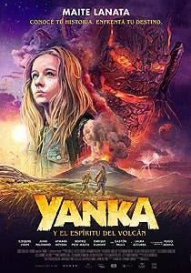 Afiche de Yanka y el espíritu del volcán
