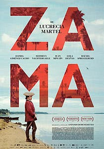 Afiche de Zama